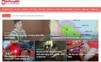 Hải Phòng: 'Sờ gáy' các trang tin điện tử tổng hợp không phép