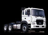 Xe tải 'hạng sang' Hyundai Xcient sẽ ra mắt tại Triển lãm ô tô Việt Nam 2016