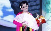 Những màn giả gái ấn tượng của Minh Thuận tại 'Gương mặt thân quen'