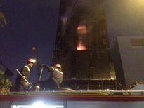 Nguyên nhân cháy quán Karaoke 7 tầng ở Nguyễn Khang