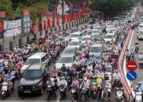 Cấm xe máy ngoại tỉnh vào Hà Nội: Thiếu khách quan, phản cảm!