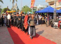 Độc đáo Khai hội đền Đồng Bằng tại Thái Bình