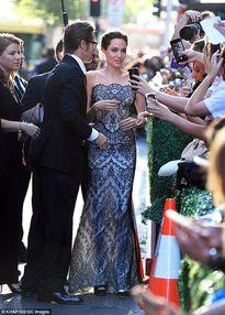 Bức ảnh Selena Gomez, Brad Pitt 'tán tỉnh' nhau khiến Brad-Angelina đổ vỡ?