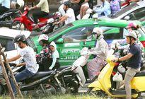 Hà Nội, những nẻo đường 'xe nhúc nhích'