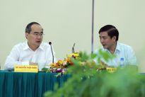 Chủ tịch Ủy ban TƯ MTTQVN Nguyễn Thiện Nhân: Ủng hộ xây dựng thiết chế công đoàn ở KCN