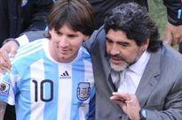 """""""Messi hiện tại là Maradona của 30 năm trước"""""""