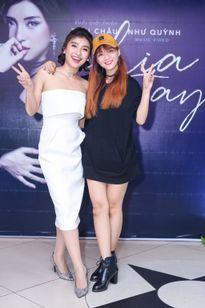 Dàn ca sĩ Giọng hát Việt mừng cháu gái Lam Trường ra mắt MV