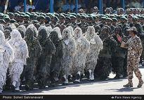 """Mục kích duyệt binh khoe vũ khí """"khủng"""" của Quân đội Iran"""