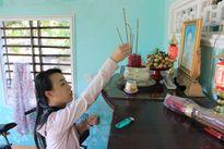 Xin giúp nữ sinh mồ côi cha sau bão Chanchu được đi học