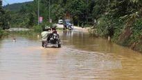 Trung Bộ giảm mưa, cảnh giác lũ quét