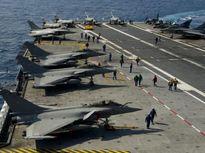 Thương vụ tiêm kích Rafale: Pháp 'cập bến' Ấn Độ Dương