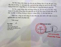 Tin đồn Bí thư Thanh Hóa có bồ: Sở cũng phủ nhận