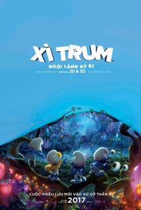 Náo loạn với trailer siêu yêu của 'Xì Trum 3'