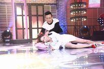 Ngọc Trinh mặc đồ ngủ hát hit của Hari Won