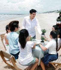 Noo Phước Thịnh cùng học trò quay MV bảo vệ môi trường