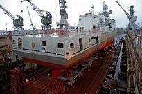 Chiến hạm 'khủng' gia nhập vào lực lượng Hải quân Nga trong 15 năm qua
