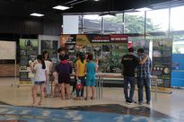 LOTTE Mart tổ chức triển lãm bảo vệ động vật hoang dã