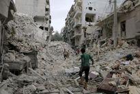 Không kích dồn dập tại Aleppo, hi vọng ngừng bắn ở Syria hoàn toàn tắt ngấm
