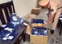 Thanh Hóa: Bàn giao 970 bao thuốc lá lậu cho cơ quan chức năng
