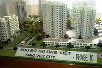 Tháng 9 bàn giao mặt bằng Khu tái định cư Sing Việt