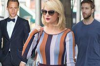 Taylor Swift chuẩn bị tung album kể xấu cả 2 tình cũ