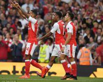 Arsenal 3-0 Chelsea: Đánh nhanh diệt gọn