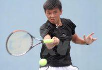 Lý Hoàng Nam giành 2 cúp vô địch ở Giải quần vợt quốc tế Men's Futures F5 2016