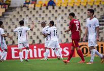 Thua đậm U.16 Iran, U.16 Việt Nam khép lại giấc mơ World Cup