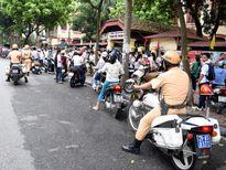 Tình hình giao thông của Hà Nội vẫn còn nhiều vấn đề bức xúc