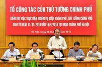 Thủ tướng nhắc Hà Nội 4 vấn đề