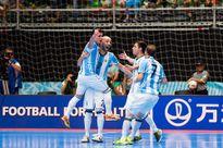 Cập nhật kết quả Futsal World Cup 2016 (ngày 26.9)