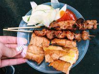 Đủ món ăn vặt buổi chiều dưới 20.000 đồng ở khu Kim Liên