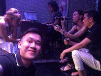 Hồ Ngọc Hà miệt mài tập nhạc với Mr Đàm tận 2 giờ sáng