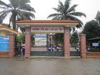 Thu hồi bằng công nhận trường chuẩn quốc gia của 13 trường tiểu học