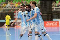 World Cup Futsal 2016: Xác định cặp đấu bán kết cuối cùng