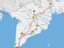 Lịch trình 4 ngày khám phá 5 tỉnh miền Tây
