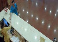 Cuỗm Vertu trong khách sạn Đà Nẵng rồi bỏ trốn về quê vợ