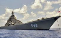Hải quân Nga tập trận bắn tên lửa hành trình trên biển Barents