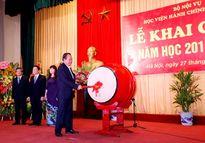 Phó Thủ tướng Trương Hòa Bình dự lễ khai giảng Học viện Hành chính quốc gia
