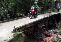 Đồng Nai: Mưa lũ cuốn tử vong 1 nam thanh niên khi đi qua cầu