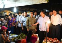 Lãnh đạo Chính phủ 'vi hành' kiểm tra an toàn thực phẩm