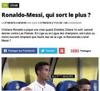 Không ra sân, Messi im ắng nhưng giận dữ như Ronaldo