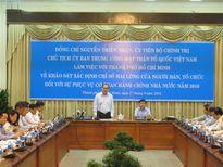 TP.HCM: 94% người dân hài lòng với sự phục vụ của cơ quan hành chính