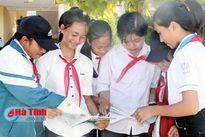 BHXH Hà Tĩnh kịp thời cấp thẻ BHYT cho HSSV