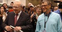 Bill Gates và Warren Buffett 'tư tưởng lớn gặp nhau' trong chuyện cho con tiền