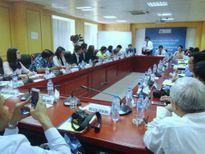 Nhà báo 7 quốc gia ASEAN tham dự bồi dưỡng kỹ năng về biến đổi khí hậu