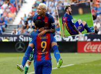 M'Gladbach – Barca: Messi, hãy cứ yên tâm