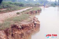 Hà Tĩnh bị 'cuốn trôi' gần 43 tỷ đồng sau 5 ngày mưa lũ