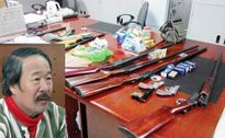 Công an Quảng Ninh: Siết chặt quản lý vũ khí và công cụ hỗ trợ tự chế
