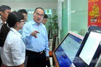 Chủ tịch Ủy ban Trung ương MTTQ Việt Nam làm việc tại TP.Hồ Chí Minh: Hoàn thiện phương pháp đánh giá sự hài lòng của người dân